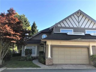 "Main Photo: 23 5531 CORNWALL Drive in Richmond: Terra Nova Townhouse for sale in ""QUILCHENA GREEN"" : MLS®# R2359744"