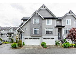 "Photo 2: 56 8881 WALTERS Street in Chilliwack: Chilliwack E Young-Yale Townhouse for sale in ""EDAN PARK"" : MLS®# R2364836"