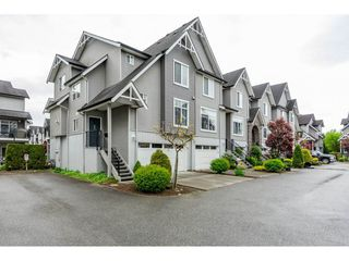 "Photo 1: 56 8881 WALTERS Street in Chilliwack: Chilliwack E Young-Yale Townhouse for sale in ""EDAN PARK"" : MLS®# R2364836"