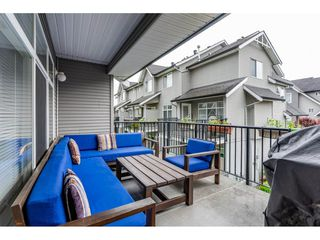 "Photo 18: 56 8881 WALTERS Street in Chilliwack: Chilliwack E Young-Yale Townhouse for sale in ""EDAN PARK"" : MLS®# R2364836"