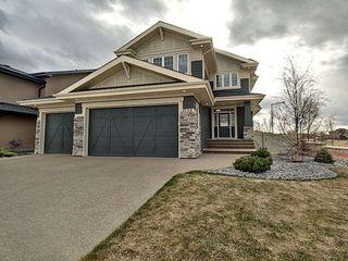 Photo 1: 2554 Cameron Ravine Landing in Edmonton: Zone 20 House for sale : MLS®# E4155621