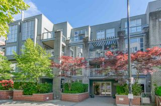 "Main Photo: 111 2288 MARSTRAND Avenue in Vancouver: Kitsilano Condo for sale in ""DUO in Arbutus Walk"" (Vancouver West)  : MLS®# R2374502"