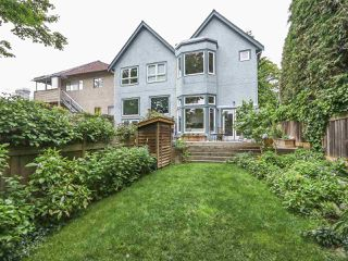 Photo 20: 2626 W 2ND Avenue in Vancouver: Kitsilano House 1/2 Duplex for sale (Vancouver West)  : MLS®# R2377448