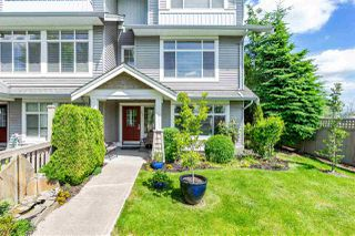 "Photo 1: 61 19330 69 Avenue in Surrey: Clayton Townhouse for sale in ""Montebello"" (Cloverdale)  : MLS®# R2385616"