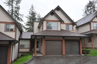 """Main Photo: 22 23151 HANEY Bypass in Maple Ridge: East Central Townhouse for sale in """"STONEHOUSE ESTATES"""" : MLS®# R2386013"""