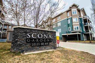 Photo 27: 146 10121 80 Avenue in Edmonton: Zone 17 Condo for sale : MLS®# E4168018