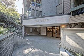 Photo 2: 420 1500 PENDRELL Street in Vancouver: West End VW Condo for sale (Vancouver West)  : MLS®# R2402416