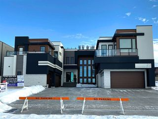Photo 1: 23 WINDERMERE Drive in Edmonton: Zone 56 House for sale : MLS®# E4173426