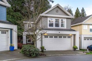 """Main Photo: 9 3495 147A Street in Surrey: King George Corridor Townhouse for sale in """"Elgin Creek Estates"""" (South Surrey White Rock)  : MLS®# R2423354"""
