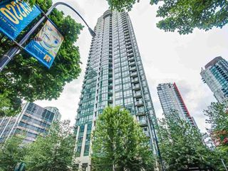"Photo 1: 710 1239 W GEORGIA Street in Vancouver: Coal Harbour Condo for sale in ""The Venus"" (Vancouver West)  : MLS®# R2493876"
