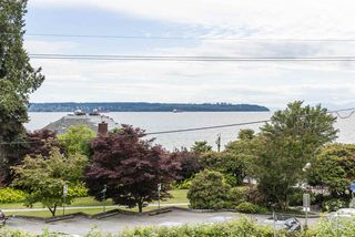 "Photo 1: 205 2471 BELLEVUE Avenue in West Vancouver: Dundarave Condo for sale in ""OCEAN PARK"" : MLS®# R2497466"