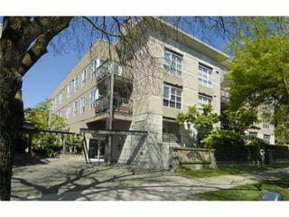 Photo 1: 409 2161 W 12TH Avenue in Vancouver: Kitsilano Condo for sale (Vancouver West)  : MLS®# V884590