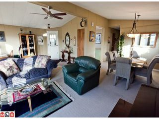 "Photo 3: 55 2303 CRANLEY Drive in White Rock: King George Corridor Manufactured Home for sale in ""SUNNYSIDE ESTATES"" (South Surrey White Rock)  : MLS®# F1125566"
