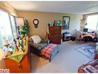 """Photo 9: 55 2303 CRANLEY Drive in White Rock: King George Corridor Manufactured Home for sale in """"SUNNYSIDE ESTATES"""" (South Surrey White Rock)  : MLS®# F1125566"""