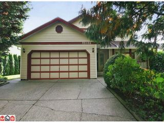 Photo 1: 35106 MT BLANCHARD Drive in Abbotsford: Abbotsford East House for sale : MLS®# F1126142