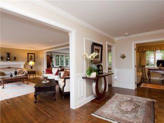 Photo 2: 1111 Crestline Road in West Vancouver: British Properties House for sale : MLS®# V911387