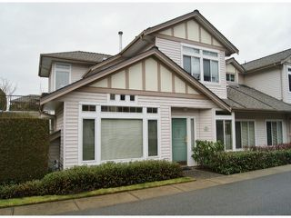"Photo 14: 47 16325 82ND Avenue in Surrey: Fleetwood Tynehead Townhouse for sale in ""Hampton Woods"" : MLS®# F1400498"