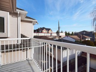 Photo 17: 8492 CARTIER ST in Vancouver: Marpole House 1/2 Duplex for sale (Vancouver West)  : MLS®# V1049017