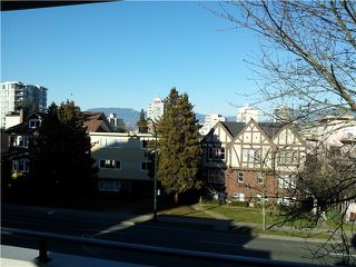 Photo 1: 306 1250 W 12TH Avenue in Vancouver: Fairview VW Condo for sale (Vancouver West)  : MLS®# V1059880