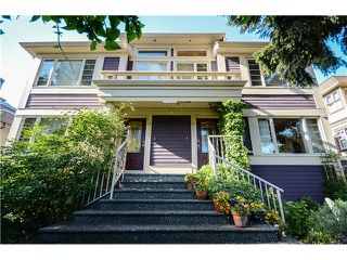 Main Photo: 953 W 15TH Avenue in Vancouver: Fairview VW House 1/2 Duplex for sale (Vancouver West)  : MLS®# V1065263