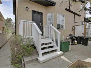 Photo 16: 2 1932 31 Street SW in Calgary: Killarney_Glengarry Townhouse for sale : MLS®# C3639421