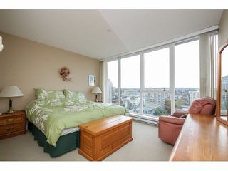 "Photo 13: 1304 1483 W 7TH Avenue in Vancouver: Fairview VW Condo for sale in ""VERONA OF PORTICO"" (Vancouver West)  : MLS®# V1090142"