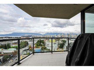 "Photo 18: 1304 1483 W 7TH Avenue in Vancouver: Fairview VW Condo for sale in ""VERONA OF PORTICO"" (Vancouver West)  : MLS®# V1090142"