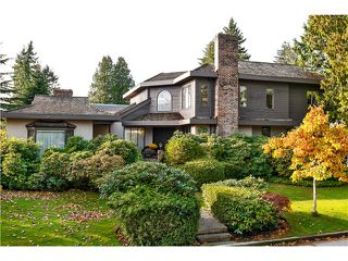 Photo 1: 6787 CARTIER Street in Vancouver: South Granville House for sale (Vancouver West)  : MLS®# V1090828