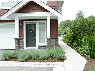 """Photo 18: 17 2183 PRAIRIE Avenue in Port Coquitlam: Glenwood PQ Townhouse for sale in """"VILLAGE GREEN"""" : MLS®# V1094746"""