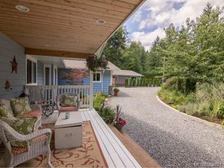 Photo 2: 1380 DUFFIELD ROAD in COBBLE HILL: ML Cobble Hill House for sale (Malahat & Area)  : MLS®# 694031