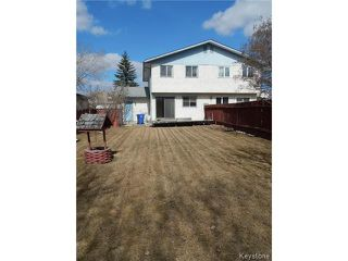 Photo 12: 371 Barker Boulevard in WINNIPEG: Charleswood Residential for sale (South Winnipeg)  : MLS®# 1506087