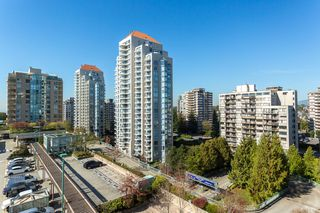 Photo 22: 907 612 SIXTH Street in NEW WEST: Uptown NW Condo for sale (New Westminster)  : MLS®# R2004900
