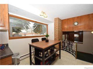 Photo 8: 130 Irving Place in WINNIPEG: East Kildonan Residential for sale (North East Winnipeg)  : MLS®# 1605132