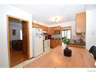 Photo 6: 130 Irving Place in WINNIPEG: East Kildonan Residential for sale (North East Winnipeg)  : MLS®# 1605132