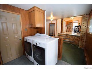 Photo 10: 130 Irving Place in WINNIPEG: East Kildonan Residential for sale (North East Winnipeg)  : MLS®# 1605132