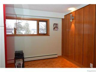 Photo 16: 130 Irving Place in WINNIPEG: East Kildonan Residential for sale (North East Winnipeg)  : MLS®# 1605132