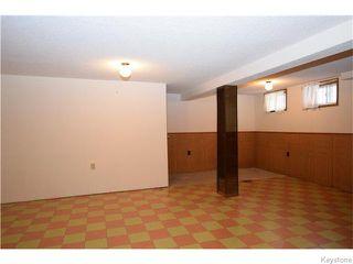 Photo 13: 130 Irving Place in WINNIPEG: East Kildonan Residential for sale (North East Winnipeg)  : MLS®# 1605132