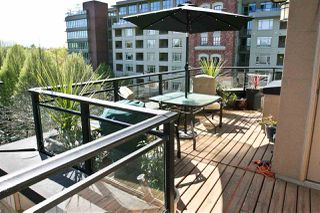 "Photo 12: 455 2175 SALAL Drive in Vancouver: Kitsilano Condo for sale in ""THE SAVONA"" (Vancouver West)  : MLS®# R2053207"