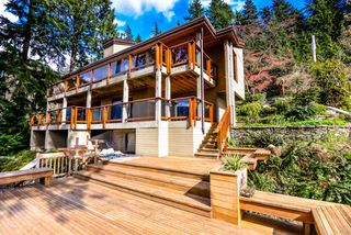 "Photo 18: 3451 SENKLER Road: Belcarra House for sale in ""Belcarra"" (Port Moody)  : MLS®# R2054620"
