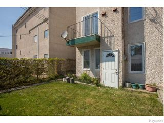 Photo 2: 204 Goulet Street in Winnipeg: St Boniface Condominium for sale (South East Winnipeg)  : MLS®# 1612583