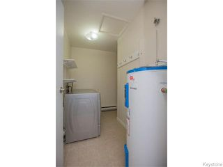 Photo 15: 204 Goulet Street in Winnipeg: St Boniface Condominium for sale (South East Winnipeg)  : MLS®# 1612583