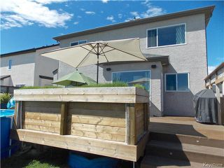 Photo 18: 78 Ed Golding Bay in Winnipeg: Residential for sale : MLS®# 1616530
