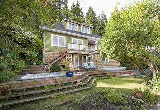 Photo 1: 5293 INDIAN RIVER Drive in North Vancouver: Woodlands-Sunshine-Cascade House for sale : MLS®# R2083786