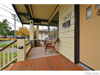 Photo 11: 2533 Richmond Rd in VICTORIA: SE Camosun Single Family Detached for sale (Saanich East)  : MLS®# 745409