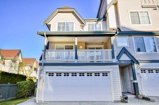 """Photo 1: 15 15355 26 Avenue in Surrey: King George Corridor Townhouse for sale in """"SOUTHWIND"""" (South Surrey White Rock)  : MLS®# R2130978"""