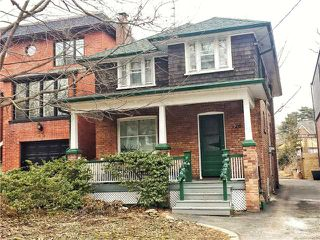 Main Photo: 126 Sherwood Avenue in Toronto: Mount Pleasant East House (2-Storey) for sale (Toronto C10)  : MLS®# C3717718