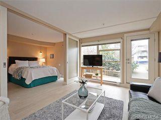 Photo 2: 103 1155 Yates St in VICTORIA: Vi Downtown Condo for sale (Victoria)  : MLS®# 752534