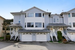 "Photo 1: 44 3087 IMMEL Street in Abbotsford: Central Abbotsford Townhouse for sale in ""Clayburn Estates"" : MLS®# R2147621"