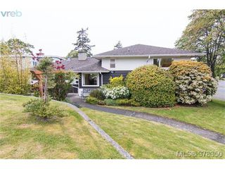 Photo 1: 1241 Rockcrest Place in VICTORIA: Es Rockheights Single Family Detached for sale (Esquimalt)  : MLS®# 378350