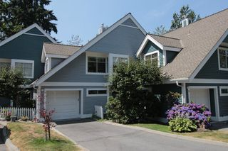 "Photo 1: 54 4847 219 Street in Langley: Murrayville Townhouse for sale in ""Waterford Ridge"" : MLS®# R2198384"